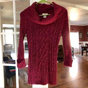 Raspberry sweater 💞